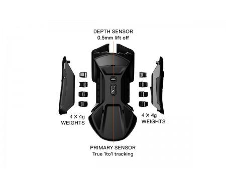 Мышь SteelSeries Rival 600 Black (62446) USB