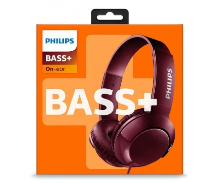 Наушники Philips SHL3070RD/00 Red