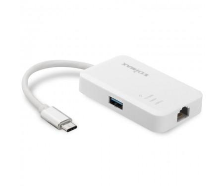 Сетевой адаптер Edimax EU-4308 USB-C