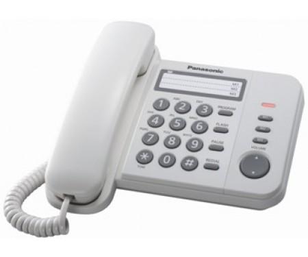 Телефон Panasonic KX-TS2352UAW White