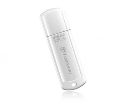 Флешка USB3.0 128GB Transcend JetFlash 730 White (TS128GJF730)