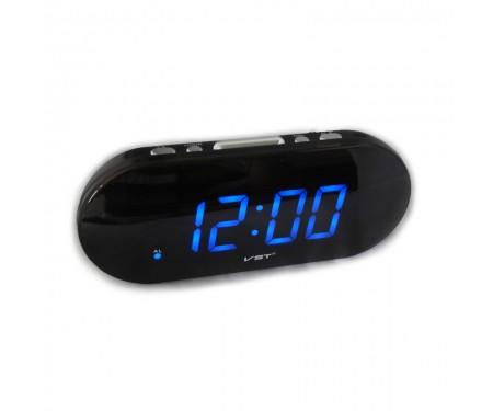 Часы Vst 717-5 Blue LED