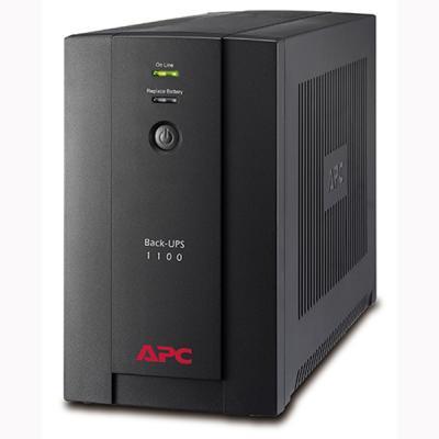ИБП APC Back-UPS 1100VA, IEC (BX1100LI)