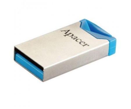 Флешка 32GB AH111 Blue RP USB2.0 Apacer (AP32GAH111U-1)