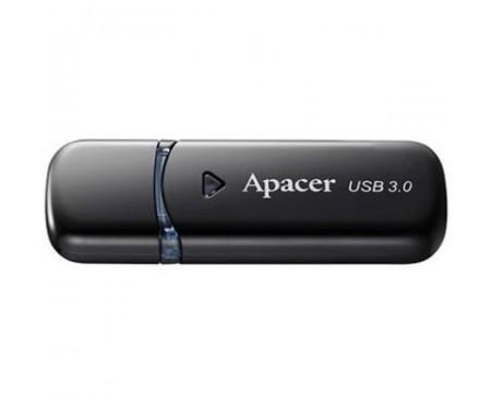 Флешка Apacer 16GB AH355 Black USB 3.0 (AP16GAH355B-1)
