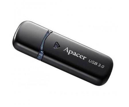 Флешка Apacer 64GB AH355 Black USB 3.0 (AP64GAH355B-1)
