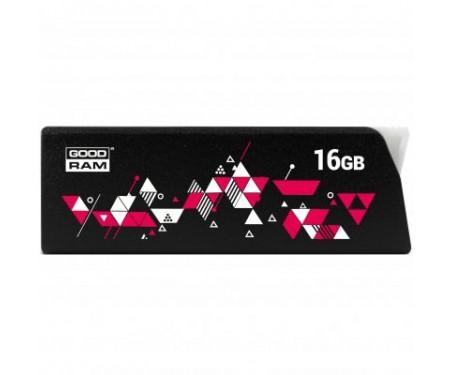 Флешка GOODRAM 16GB UCL3 Cl!ck Black USB 3.0 (UCL3-0160K0R11)