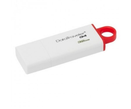 Флешка Kingston 32Gb DataTraveler Generation 4 (DTIG4/32GB)