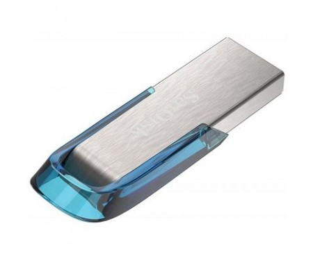 Флешка SANDISK 128GB Ultra Flair Blue USB 3.0 (SDCZ73-128G-G46B)