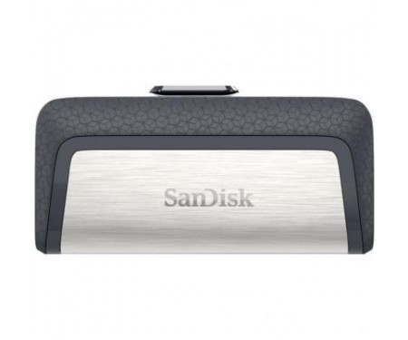 Флешка SANDISK 32GB Ultra Dual USB 3.0 + Type-C (SDDDC2-032G-G46)