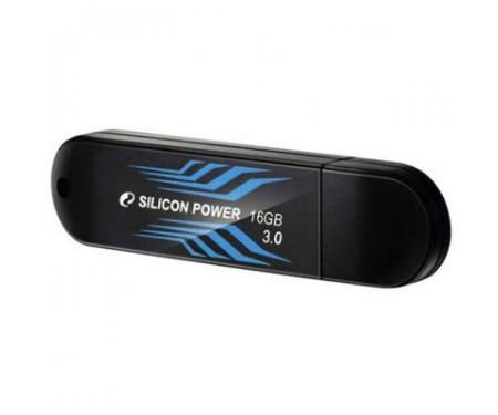 Флешка Silicon Power 16GB BLAZE B10 USB 3.0 (SP016GBUF3B10V1B)