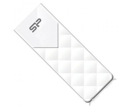 Флешка Silicon Power 32Gb Ultima U03 White (SP032GBUF2U03V1W)
