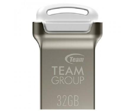 Флешка Team 32GB C161 White USB 2.0 (TC16132GW01)