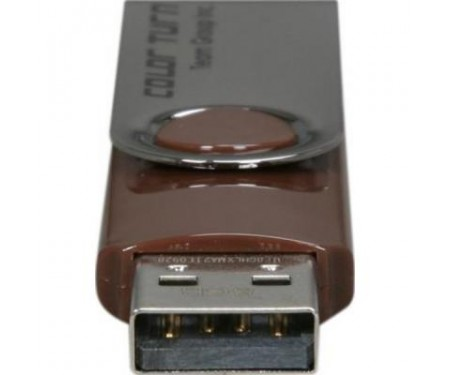 Флешка Team 8GB Color Turn E902 Brown USB 2.0 (TE9028GN01)