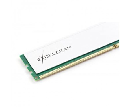 Модуль DDR3 4GB 1600 MHz Heatsink: white Sark eXceleram (E30300A)