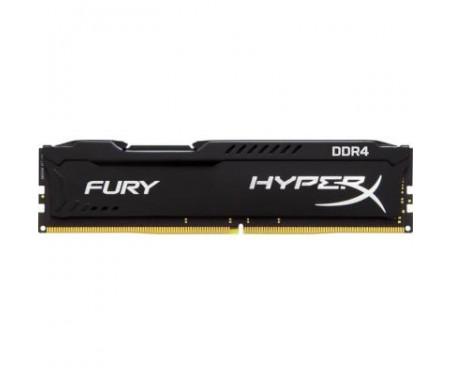 Модуль DDR4 4GB 2400 MHz Fury Black Kingston (HX424C15FB/4)