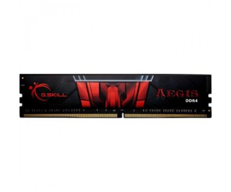 Модуль DDR4 16GB 2400 MHz Gaming Series - Aegis G.Skill (F4-2400C15S-16GIS)