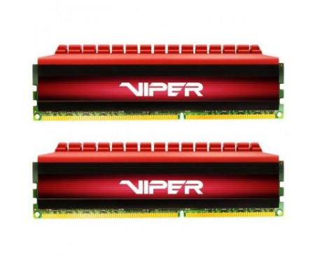 Модуль DDR4 8GB (2x4GB) 3000 MHz Viper 4 Patriot (PV48G300C6K)