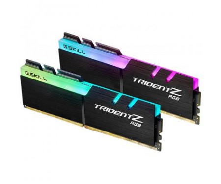 Модуль DDR4 16GB (2x8GB) 4266 MHz Trident Z RGB G.Skill (F4-4266C19D-16GTZR)