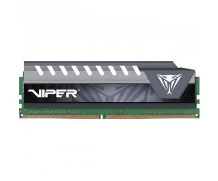 Модуль DDR4 16GB 2400 MHz Elite Gray Patriot (PVE416G240C6GY)