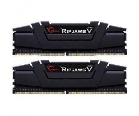 Модуль DDR4 16GB (2x8GB) 2800 MHz RipjawsV Gray G.Skill (F4-2800C16D-16GVG)