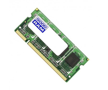 GOODRAM 8 GB SO-DIMM DDR3 1600 MHz (GR1600S364L11/8G)