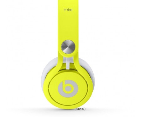 Beats by Dr. Dre Mixr Neon Yellow (848447005550)