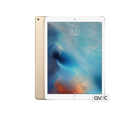 Планшет Apple iPad Pro Wi-Fi 128GB Gold (ML0R2)