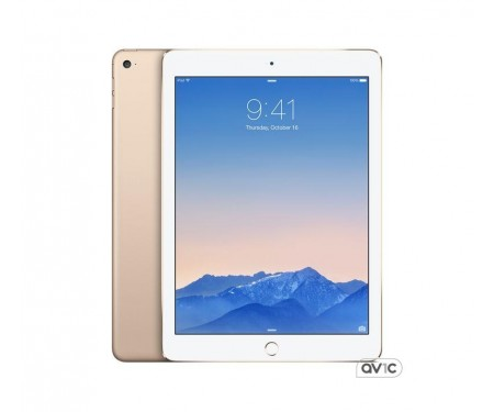 Apple iPad mini 4 128Gb WiFi Gold (MK9Q2)