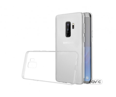 Силиконовый чехол Oucase для Samsung S9 Plus