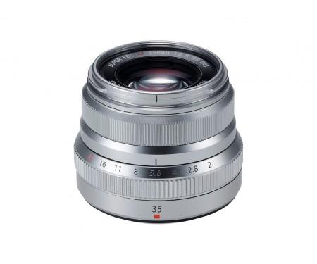 Fujifilm XF 35mm f/2.0 Silver