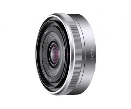 Sony SEL16f/28 16mm f/2.8