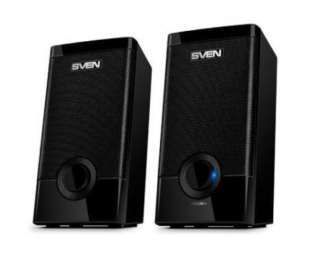 Акустическая система Sven 318 Black