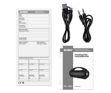 Акустическая система Sven PS-420, black