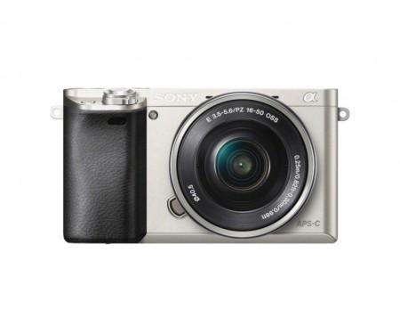Sony Alpha A6000 kit (16-50mm) Silver