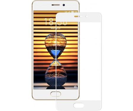 Защитное стекло Mocolo 2.5D Full Cover Tempered Glass Meizu Pro 7 Plus White