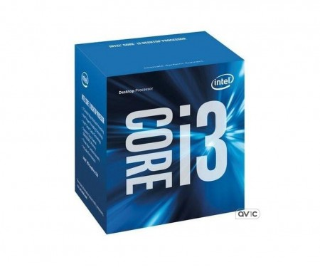 Intel Core i3 6100 3.7GHz Box