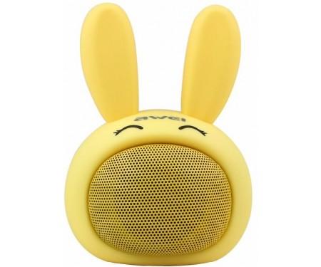 Портативная акустика AWEI Y700 Bluetooth Speaker Yellow