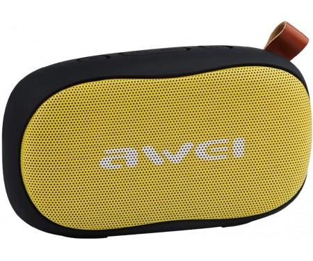 Портативная акустика AWEI Y900 Bluetooth Speaker Yellow/Black