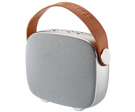 Портативная акустика Remax RB-M6 Desktop Speaker Silver