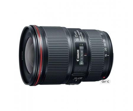 Объектив Canon EF 16-35mm f/4L IS USM