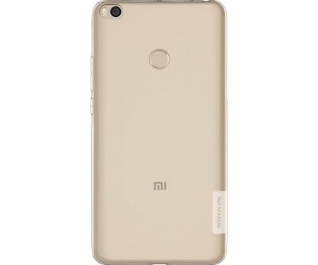 Чехол-накладка Nillkin Nature TPU Case Xiaomi Mi Max 2 White