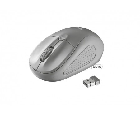 Trust Primo Wireless Mouse Grey (20785)