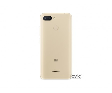 Xiaomi Redmi 6 4/64GB Gold
