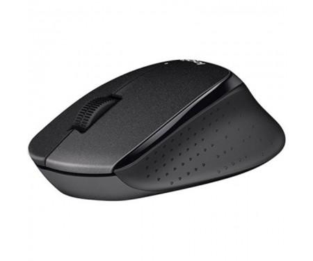 Мышь беспроводная Logitech B330 Silent Plus (910-004913) Black USB