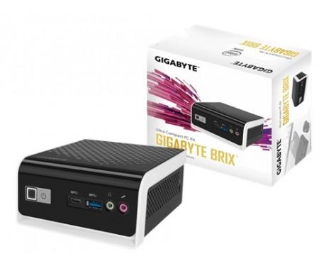 Неттоп Gigabyte BRIX (GB-BLCE-4000C)