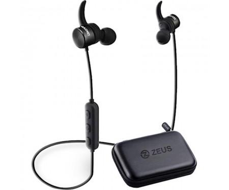 Bluetooth-гарнитура AirOn Zeus Magnet Black