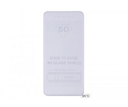 FullGlue Xiaomi RedMi Note 5A Prime (белый)
