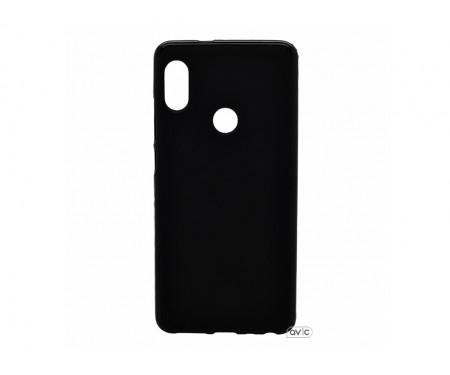 Силиконовый чехол Graphite Xiaomi Redmi Note 5 Pro (черный)