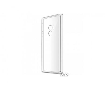 Силиконовый чехол Inavi SIMPLE COLOR Xiaomi Mi Mix 2 (прозрачный)